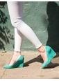 Mecrea Ayakkabı Yeşil